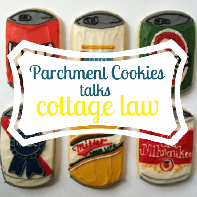 Parchment Cookies shares her process of kitchen certification through California's Cottage Law.