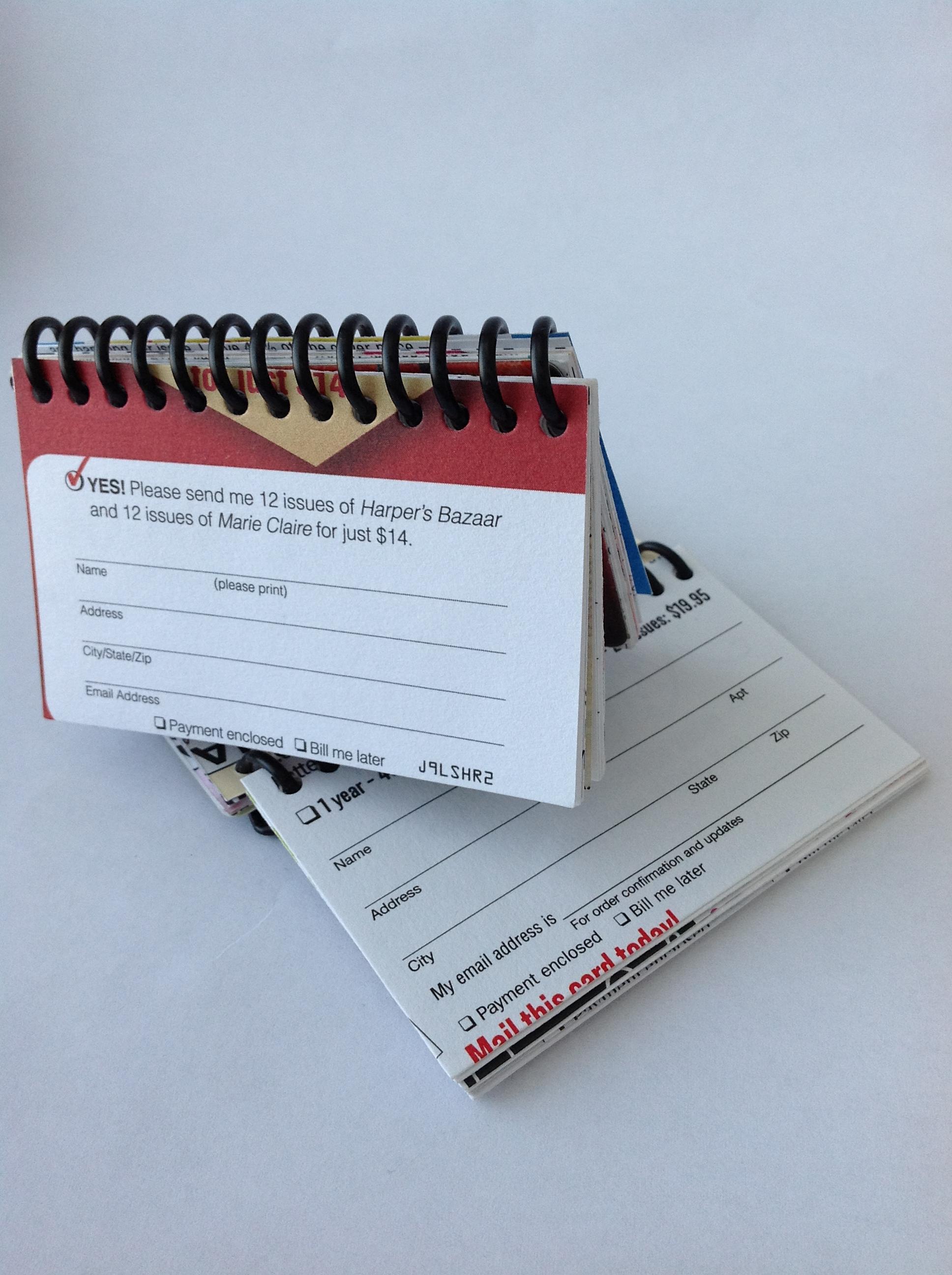 BEFORE: Address Book