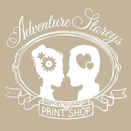 Adventure Storeys Print Shop