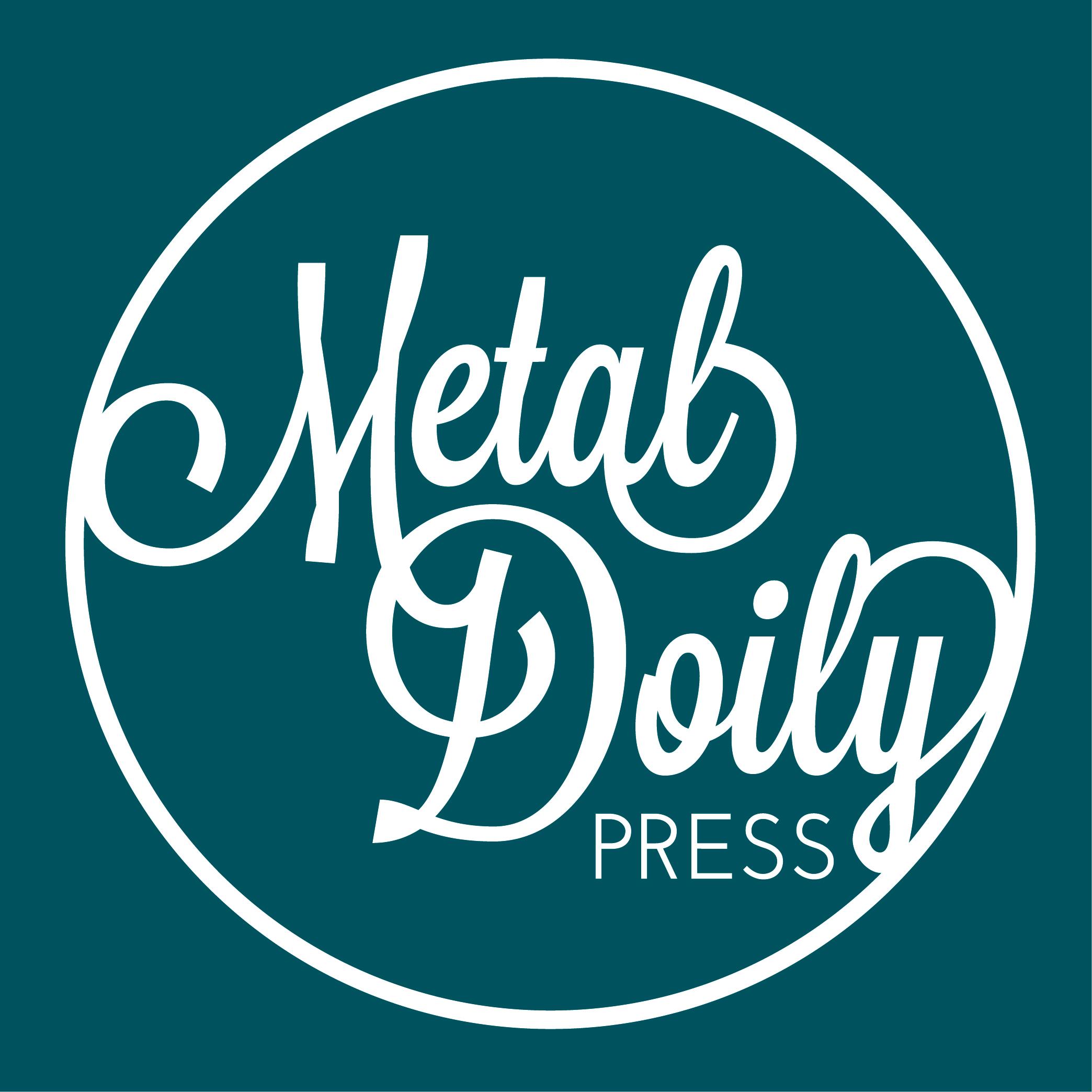 Metal Doily Press