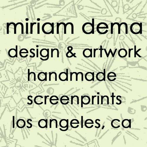 Miriam Dema Designs