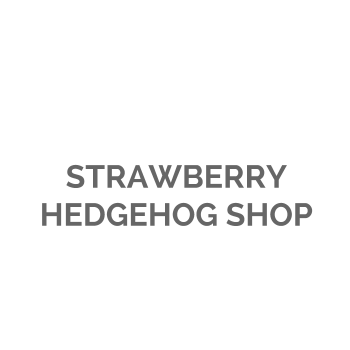 Strawberry Hedgehog Shop