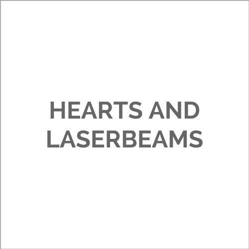 Hearts and Laserbeams