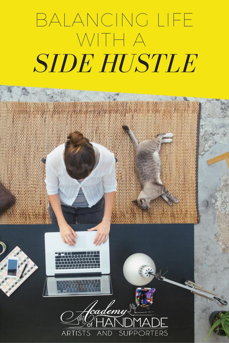 side-hustle-cat-office