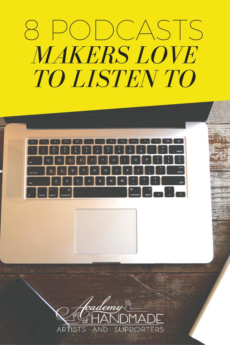 podcastsmakershandmadebusiness