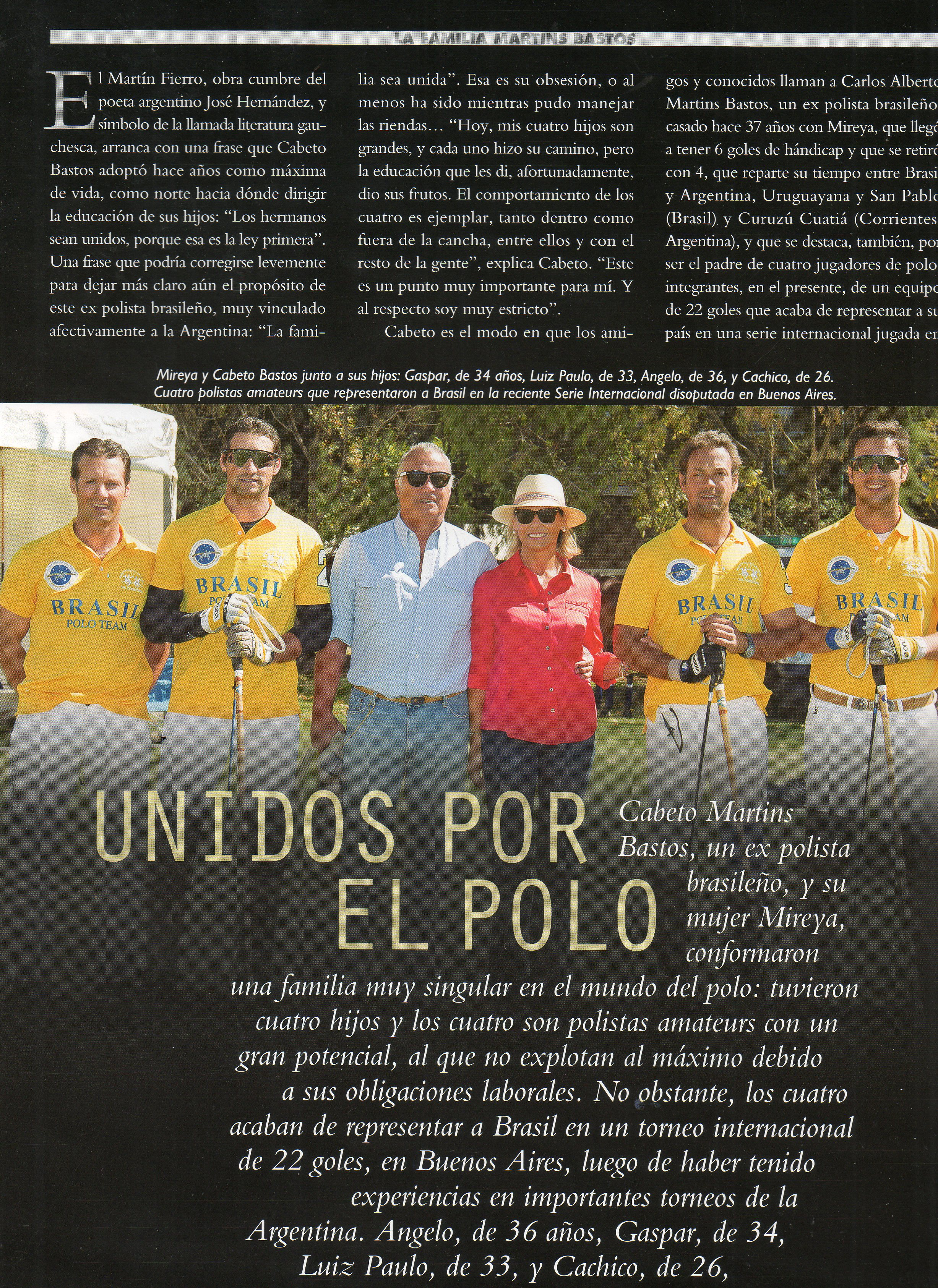 Buenos Aires Polo 2012