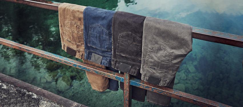 Alberto buksene du vil elske! Hos oss i Bogstadveien og på Storo storsenter har vi et godt utvalg.