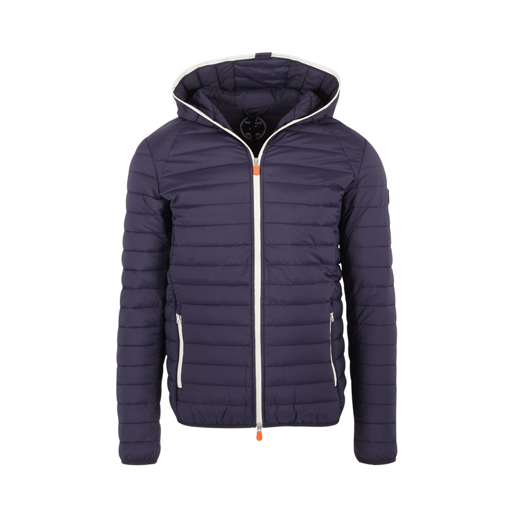 Marineblå jakke kr. 2399,-