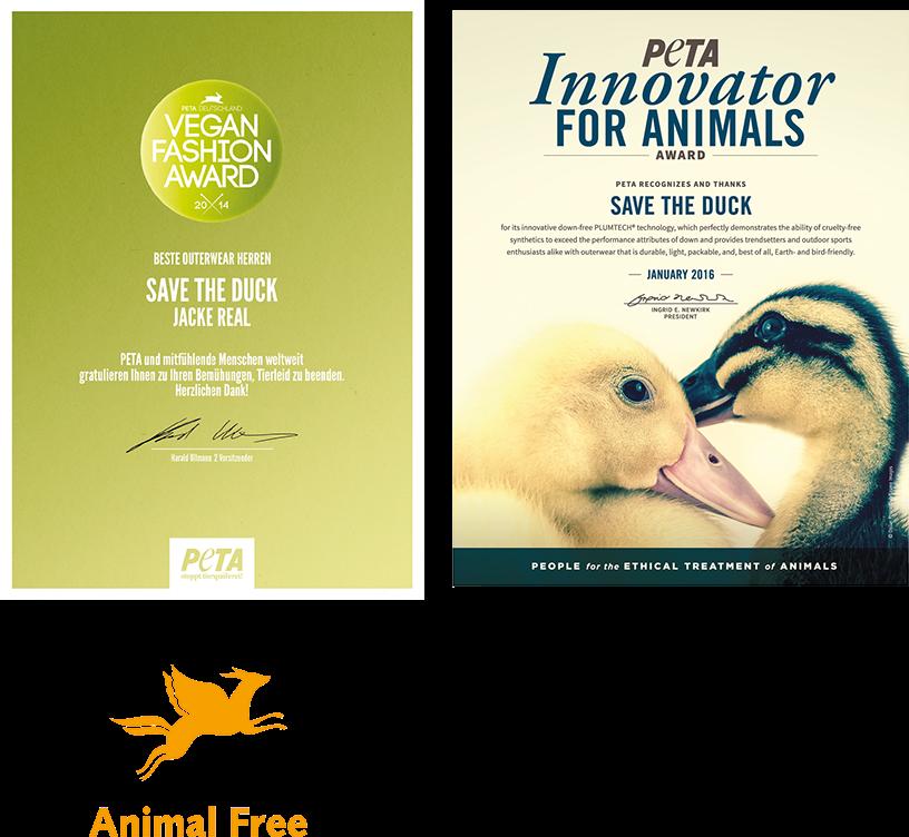 PETA Awards.