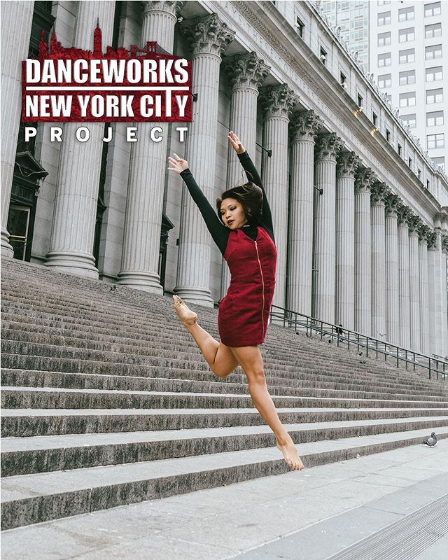 Leaping into the work week and thinking you want to audition to choreograph for Season 16!?!👍Email director@danceworksnewyorkcity.com to sign up for an audition time on June 18, 19, or 20th! #DWNYClove #choreographerauditions 📸 @jamesjinimages 💃🏻 @_wontonya