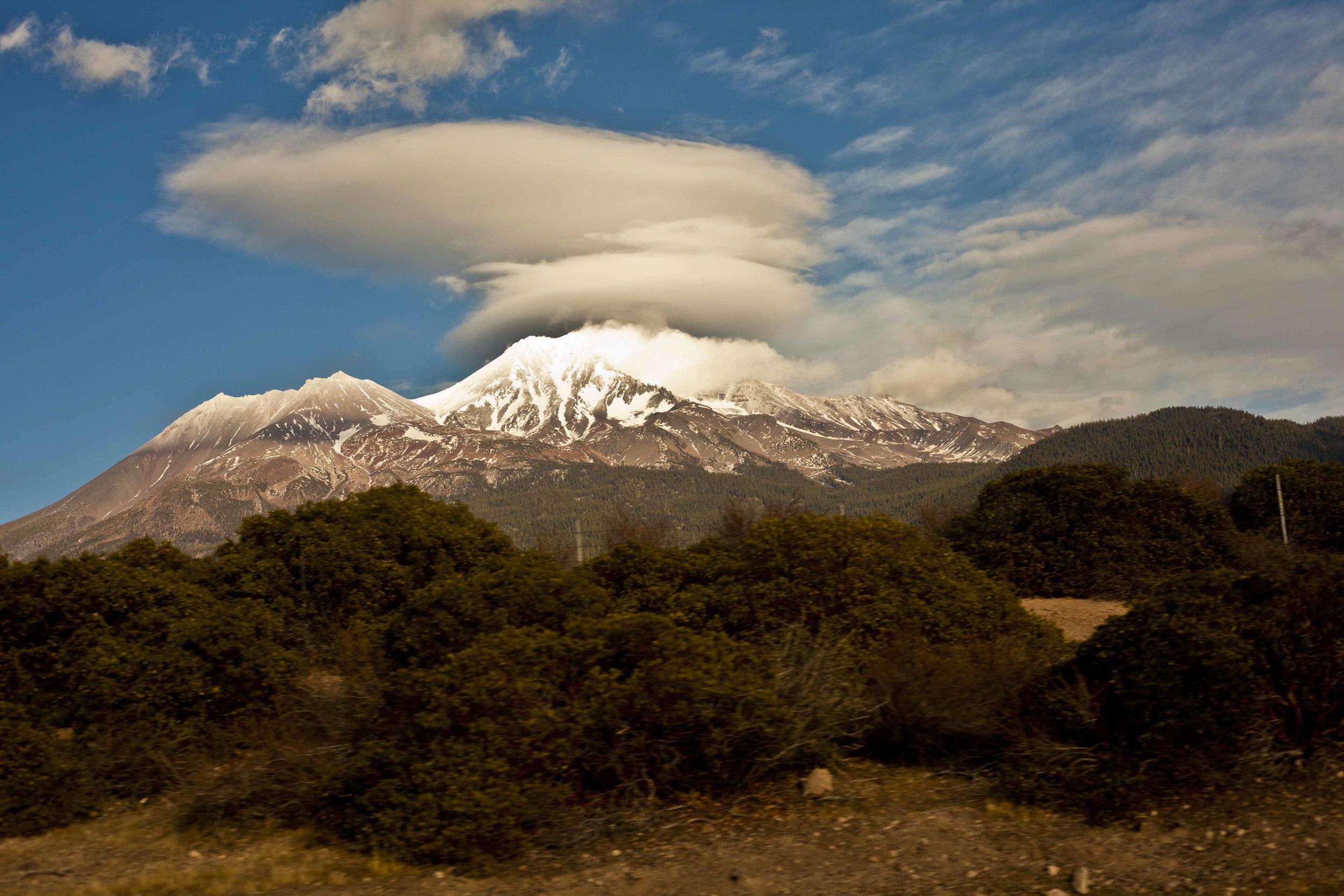 Northern Cali Mountains
