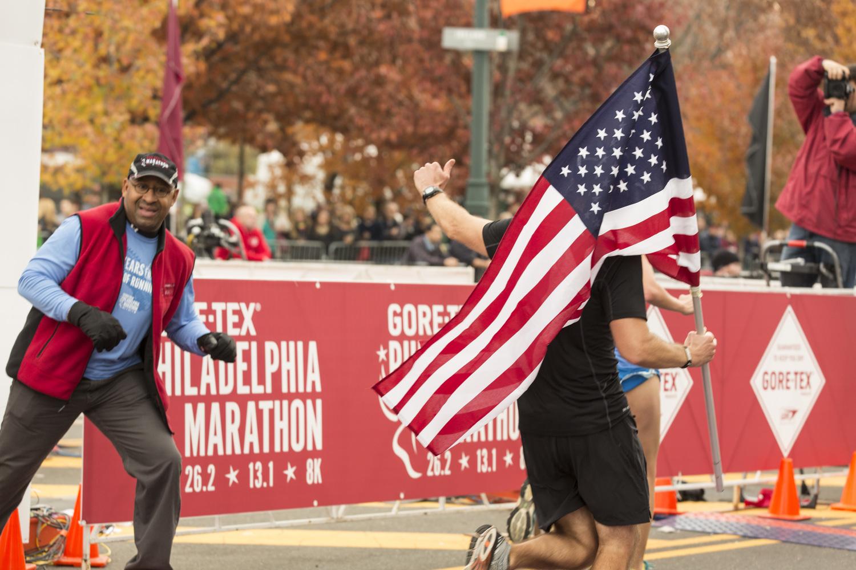 Philly Marathon 2013