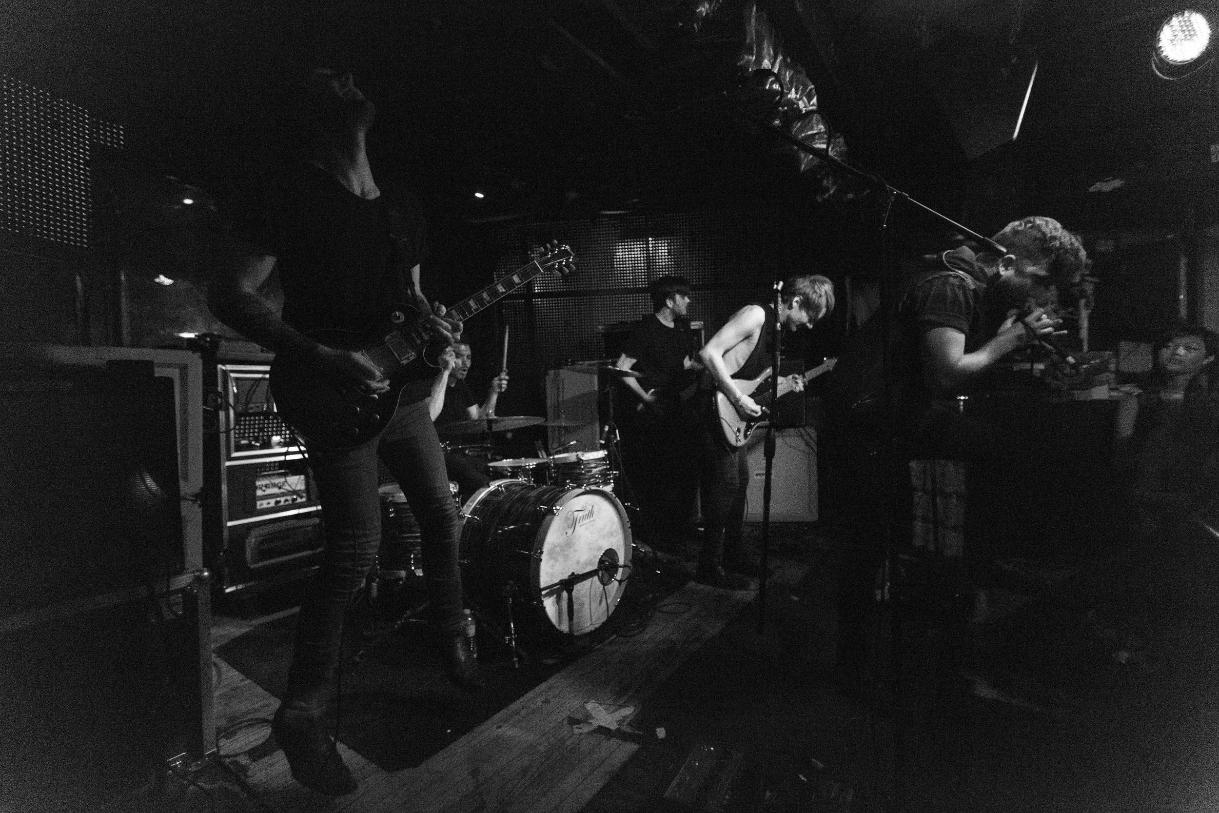 Stages and Stereos @ The Barbary