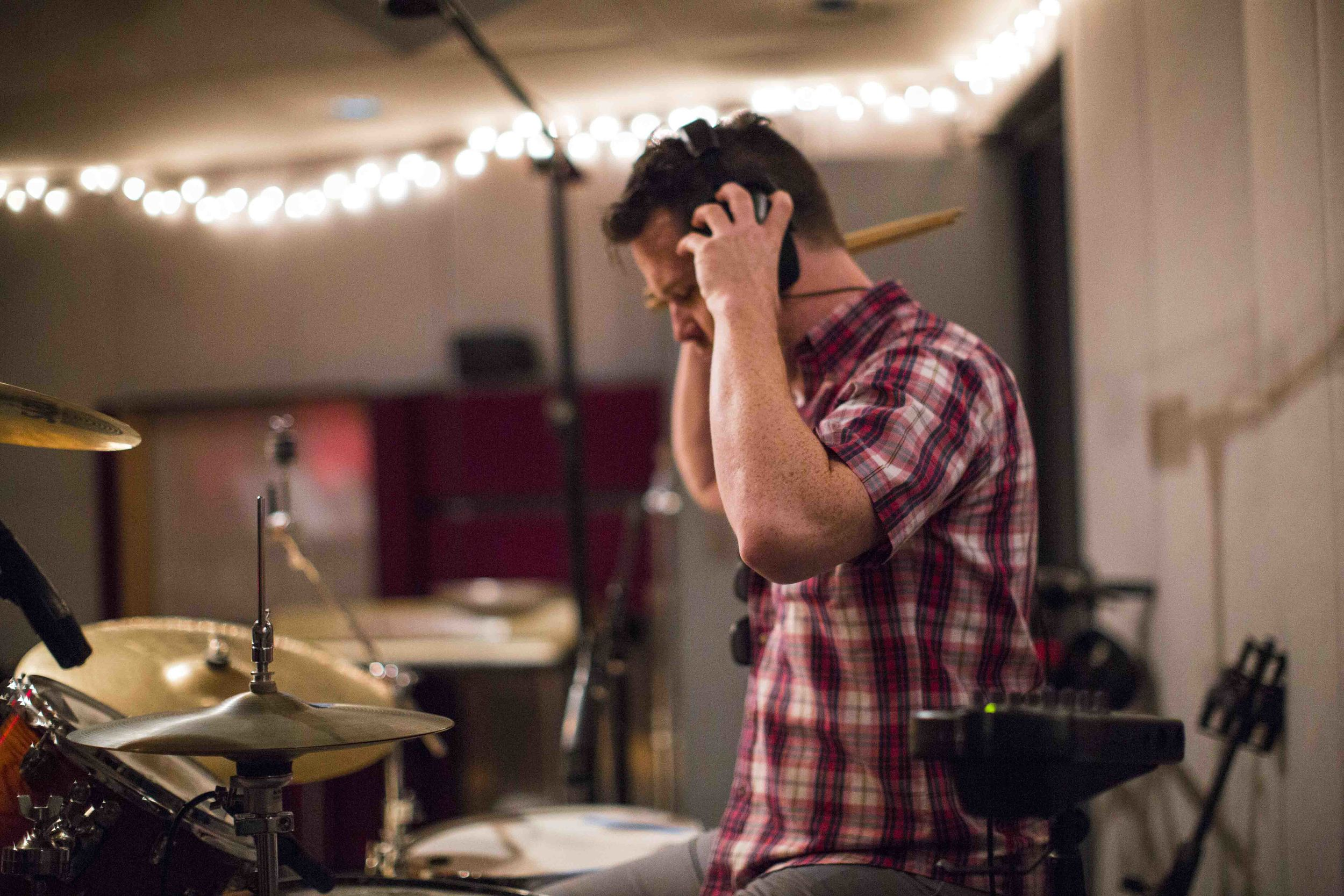 Kevin Killen at Cambridge Sound Studios