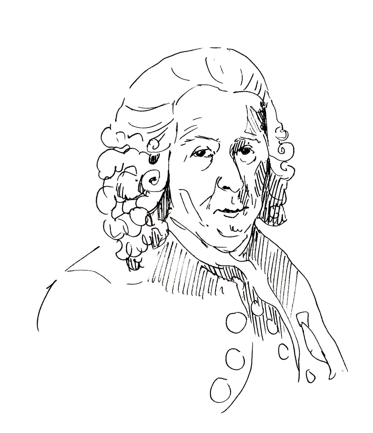 CARL VON LINNÉ. A.K.A.LINNAEUS (1707-1778)