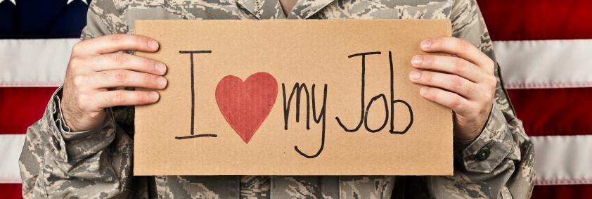 Temporary Repair hires veterans for our crews.