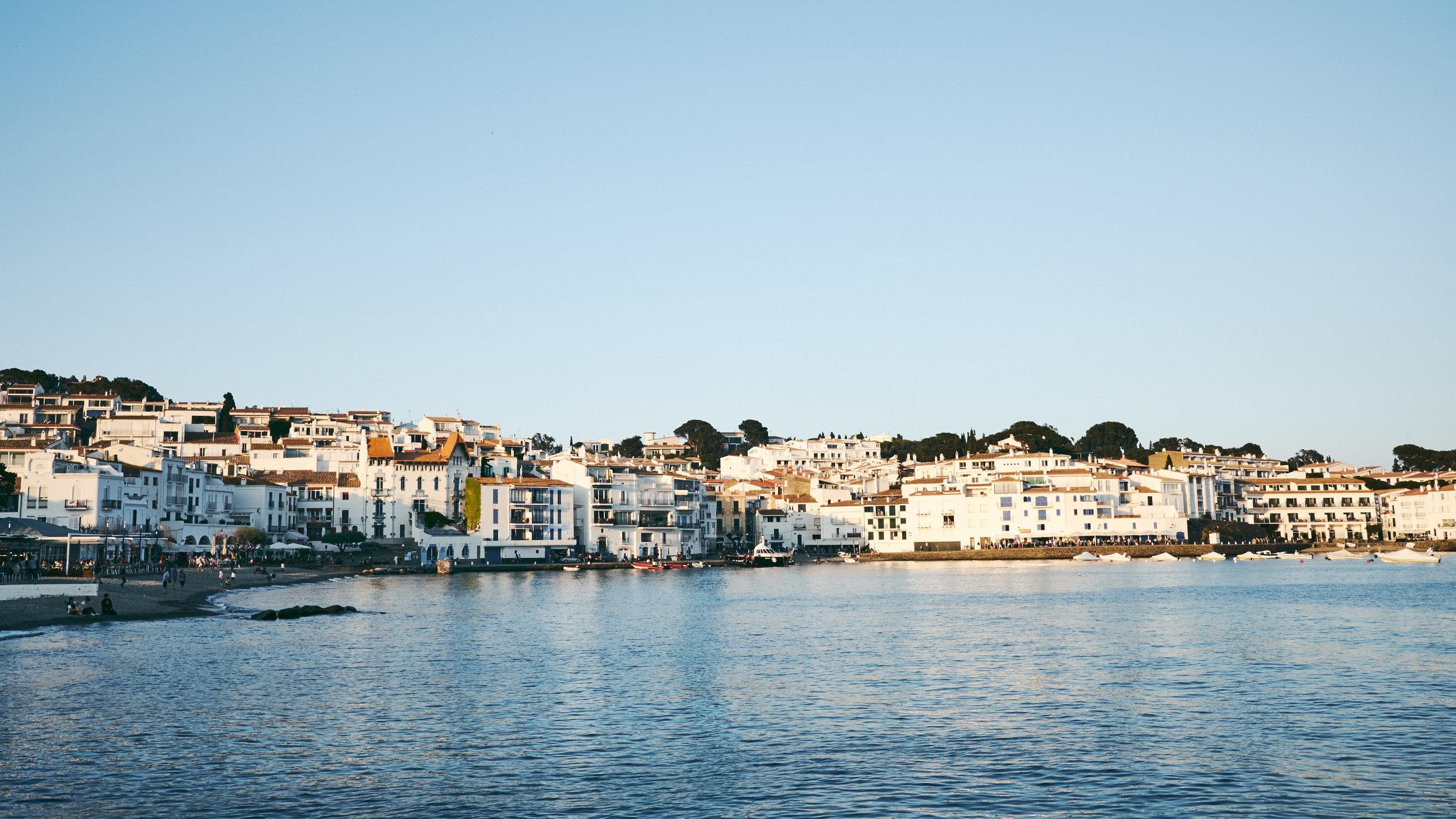 Cadaqués, España -