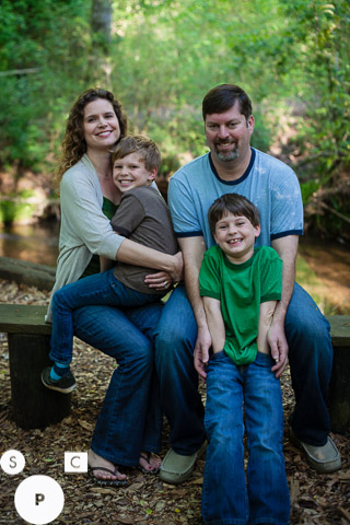 Sandy Springs Family Photography