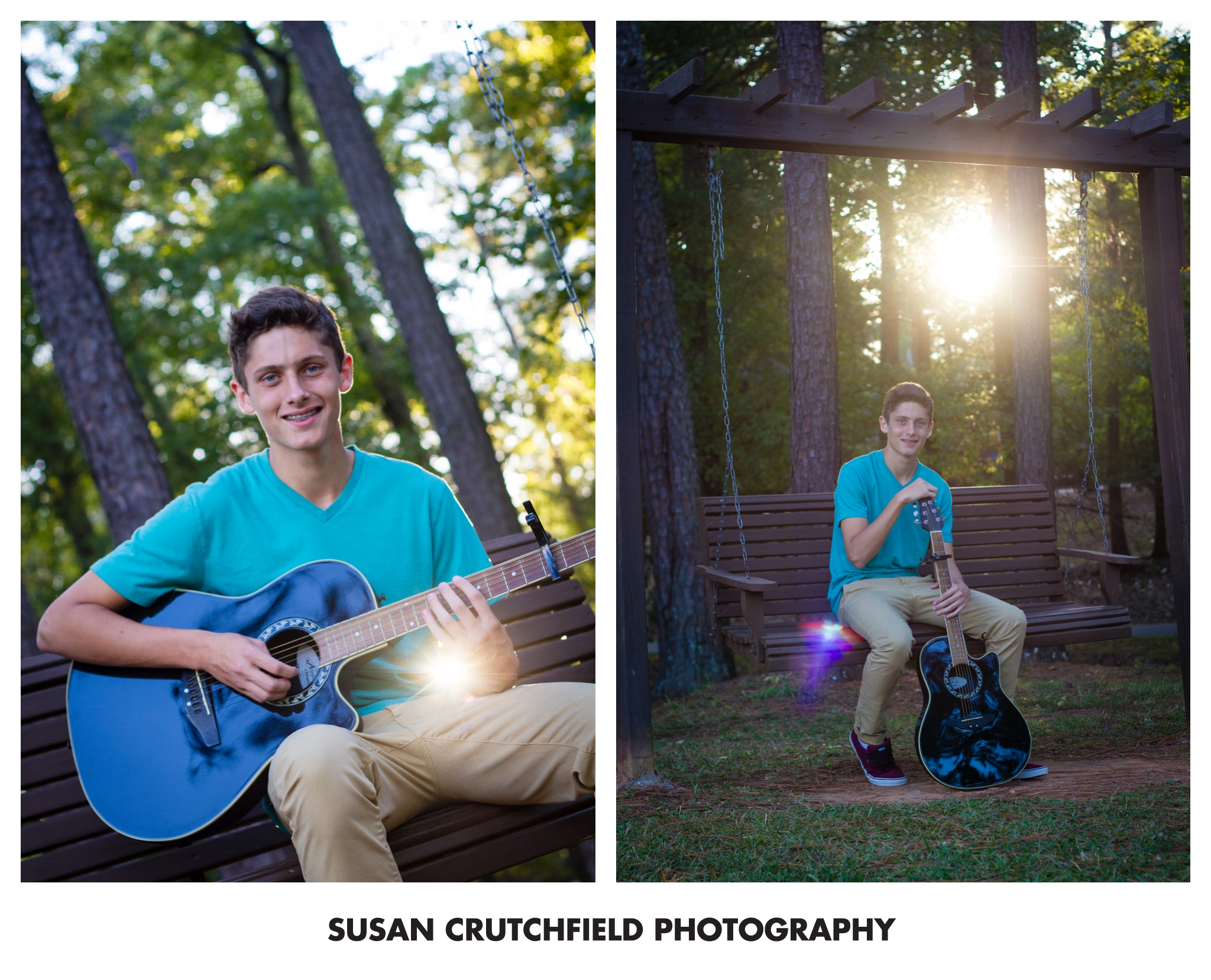 newnan, ga east coweta high school senior photos