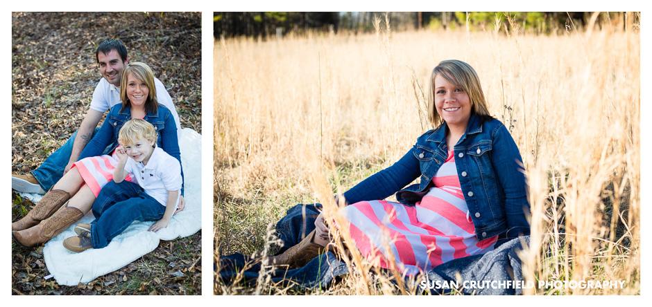 Pine Mountain Maternity Photography