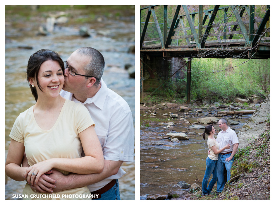 Fulton County Engagement Photographer