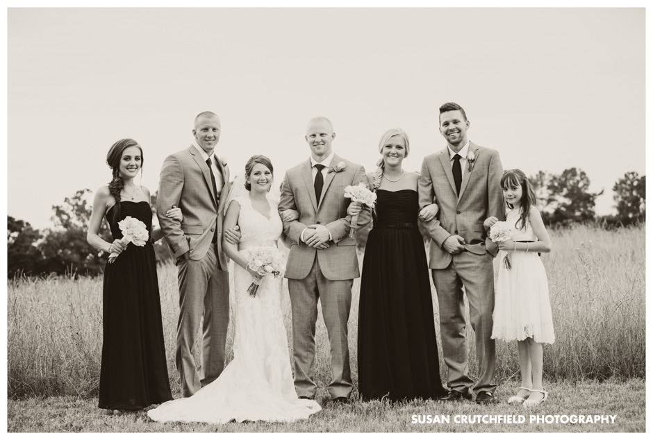 Bridal Party Portraits Wedding Photography