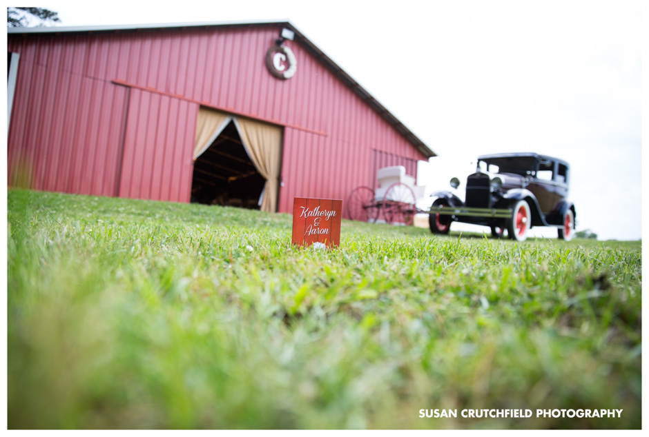 Red Tin Barn Model A