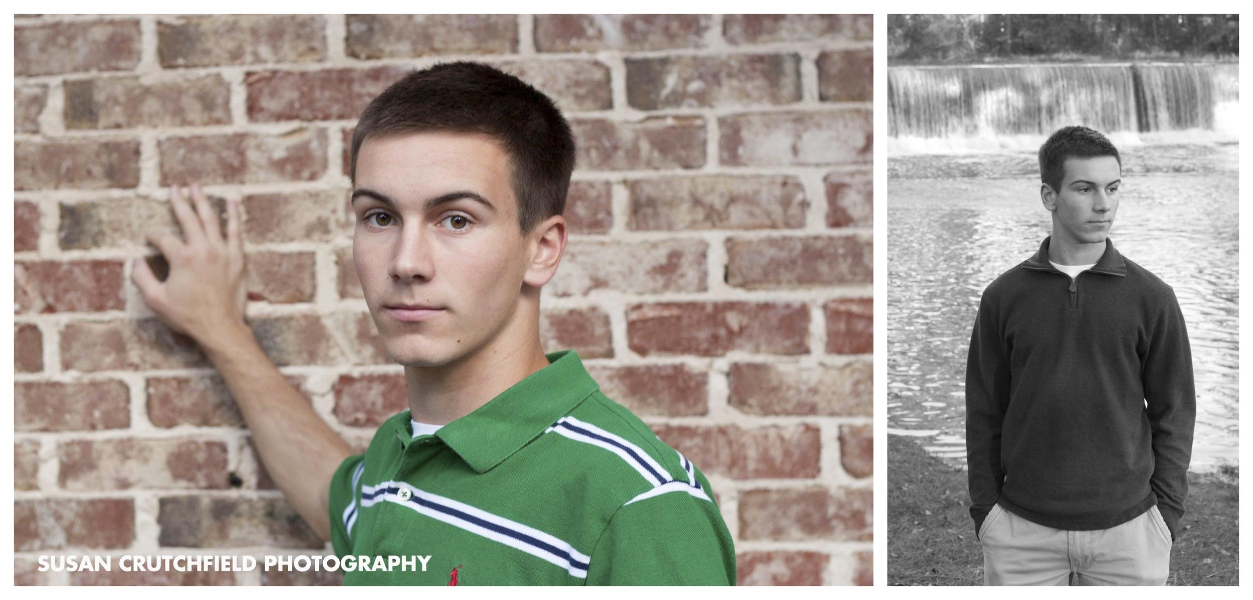 Senoia, GA Senior Photography