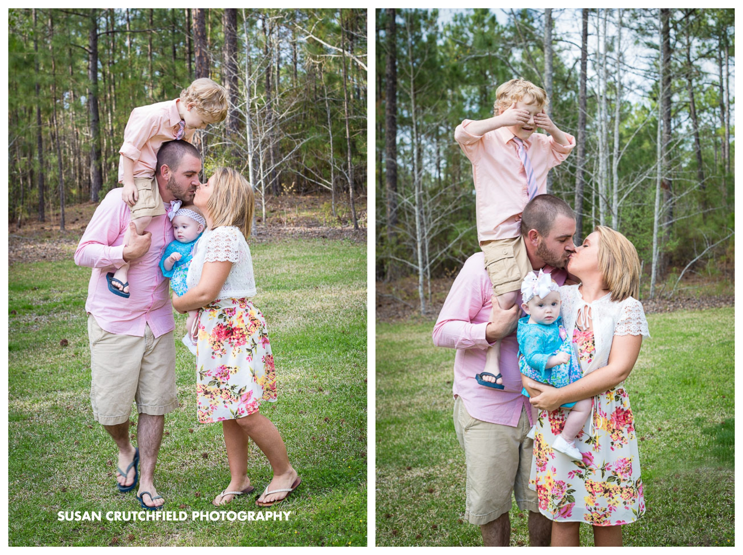 Warm Springs Family Photographer