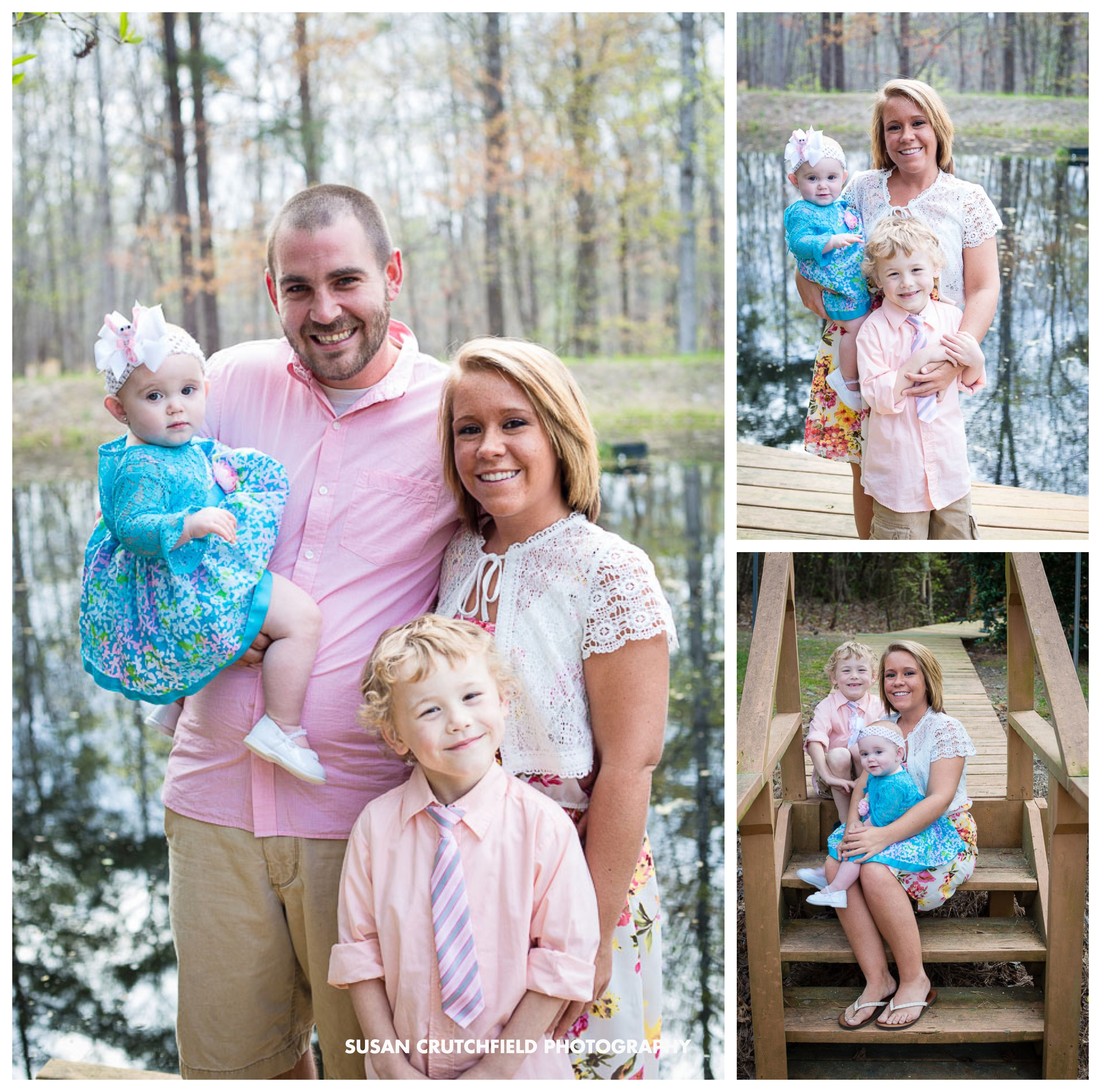 Warm Springs Family Photography