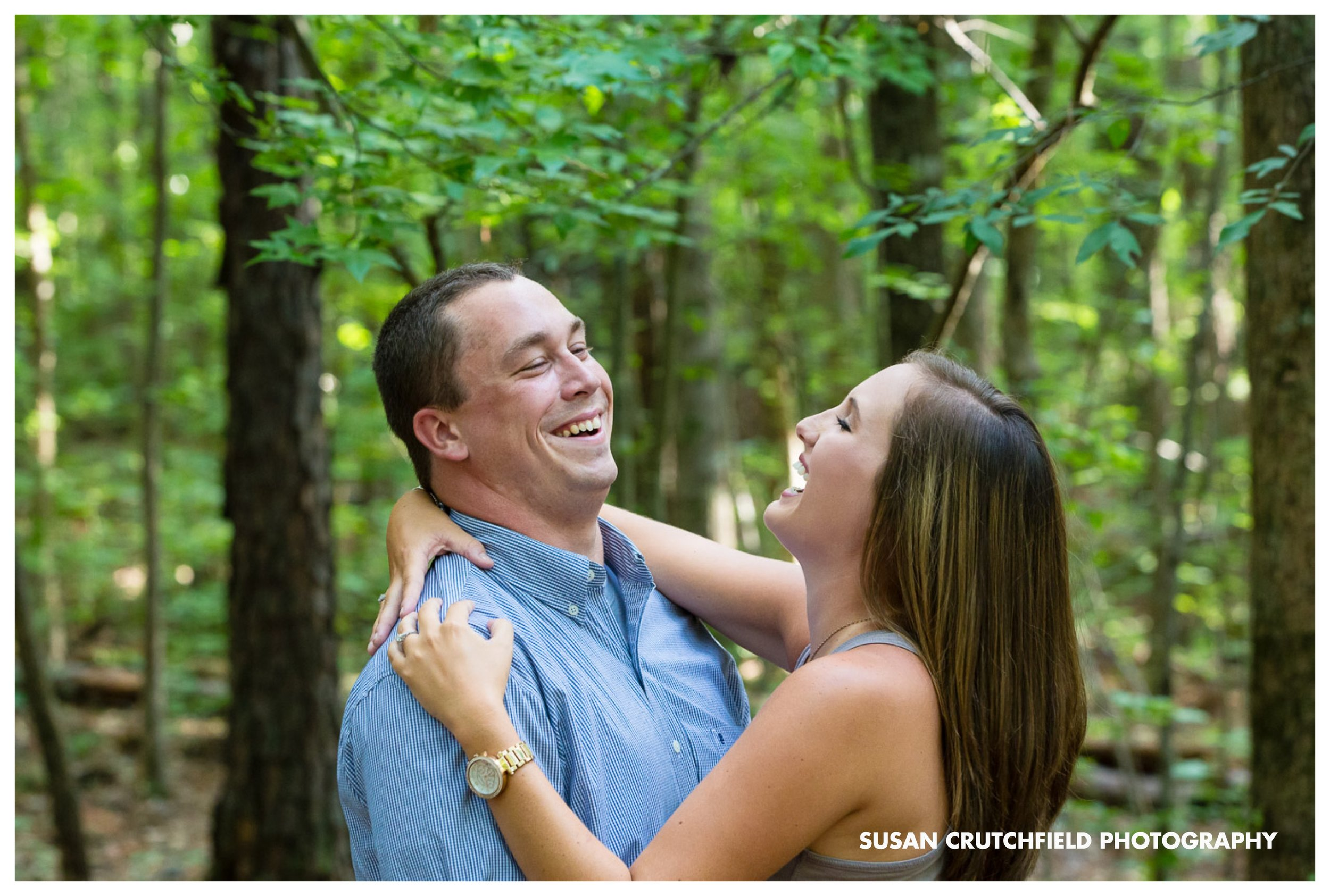 Peachtree City Engagement Photography