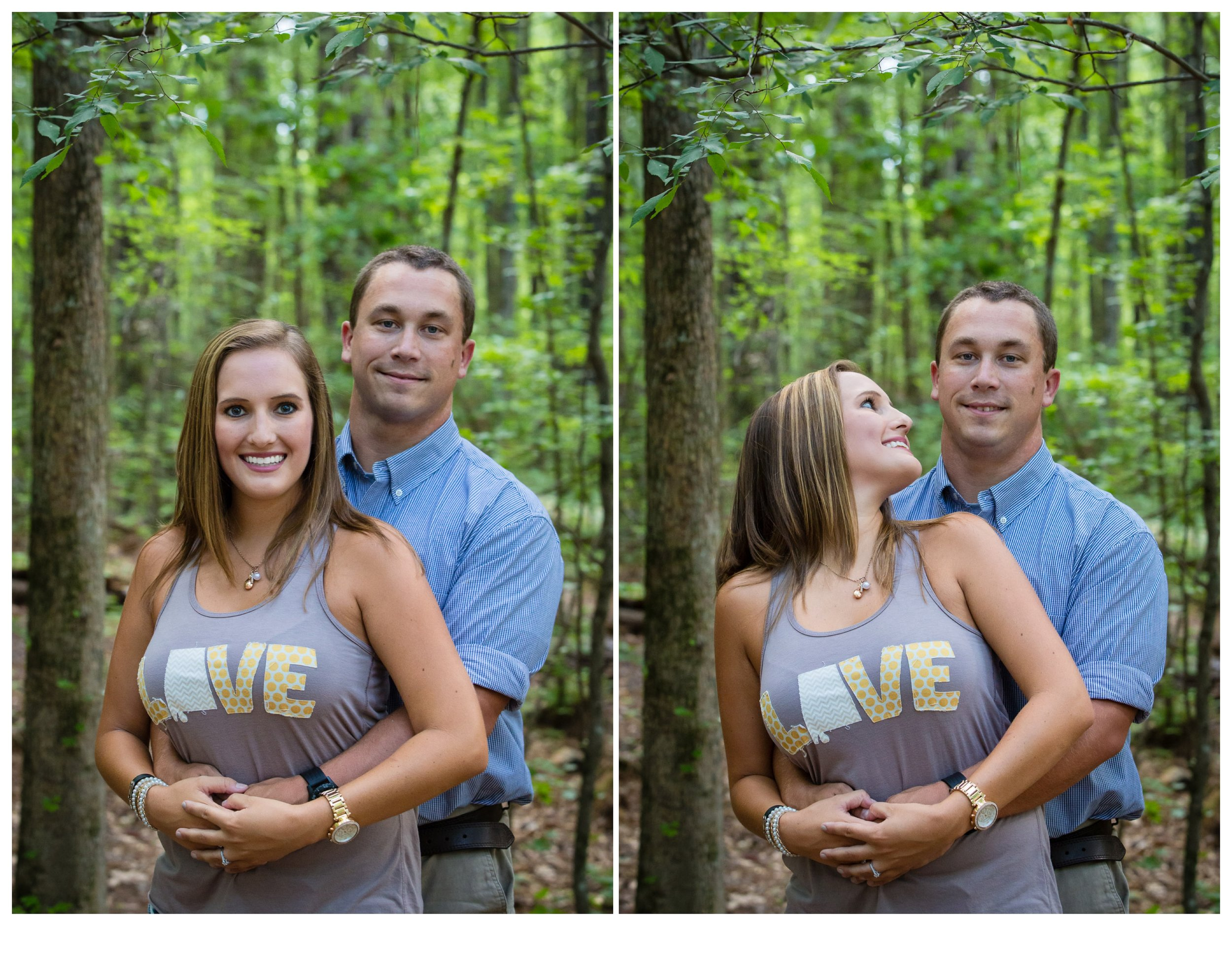 Peachtree City Engagement Session