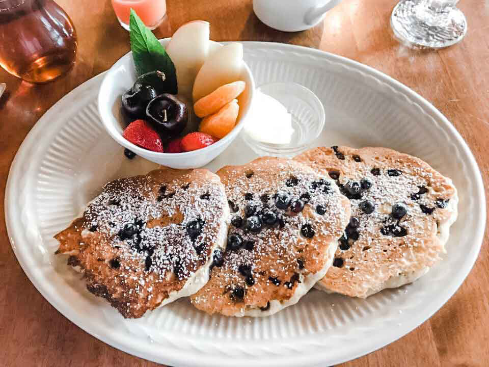 Breakfast At The Craignair Inn