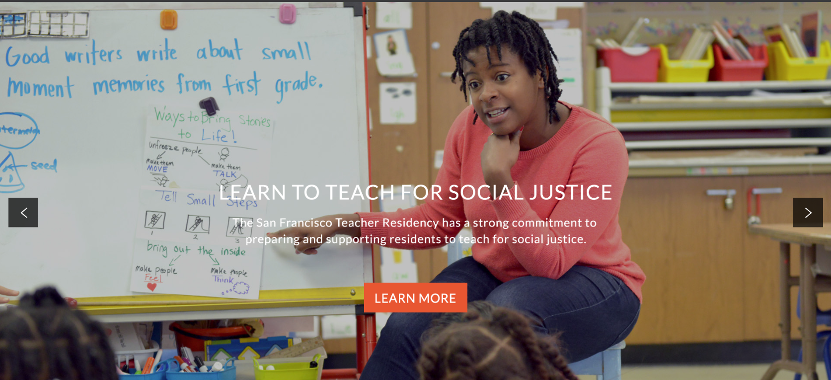 SFTR launches a new website with the help of 510media