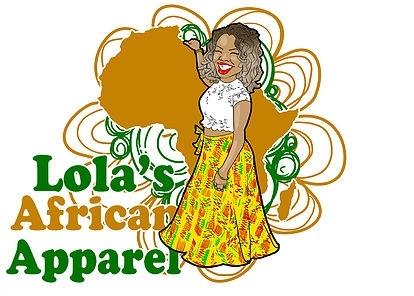 LOLA'S AFRICAN APPAREL
