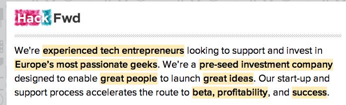 Design Thinking, Startups, Incubadoras, Geeks e Investidores #designthinking #startups @hackfwd #bmgen
