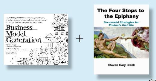 "Business Model Canvas and Customer Development : Alex Osterwalder and Steve Blank together                  Referências obrigatórias para qualquer start-up!                  </object><div style=""padding:5px 0 12px"">View more  presentations  from  Alexander Osterwalder .</div></div>        source: http://www.businessmodelalchemist.com/2010/11/re-inventing-how-we-do-start-ups.html?utm_source=feedburner&utm_medium=email&utm_campaign=Feed%3A+BusinessModelDesignBlog+%28Business+Model+Design+Blog%29"