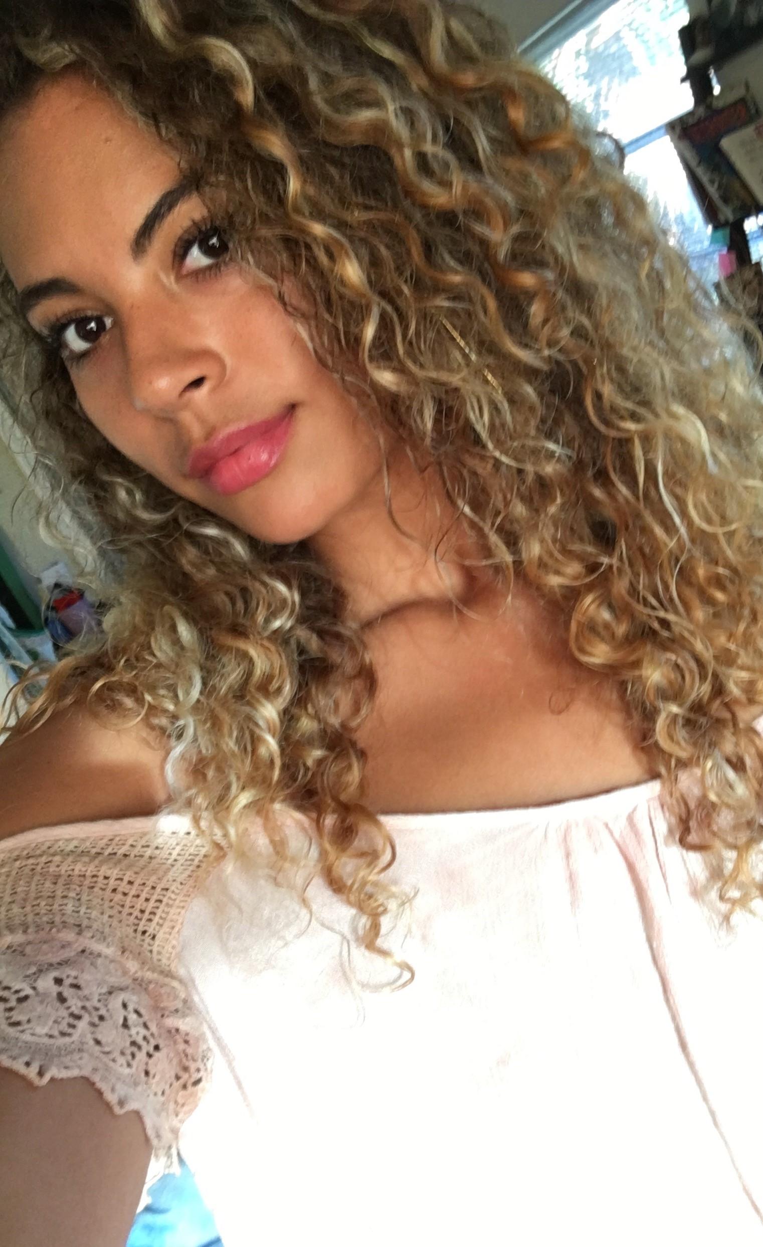 Got Curls? -