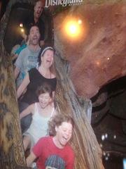 Splash Mountain....Disney