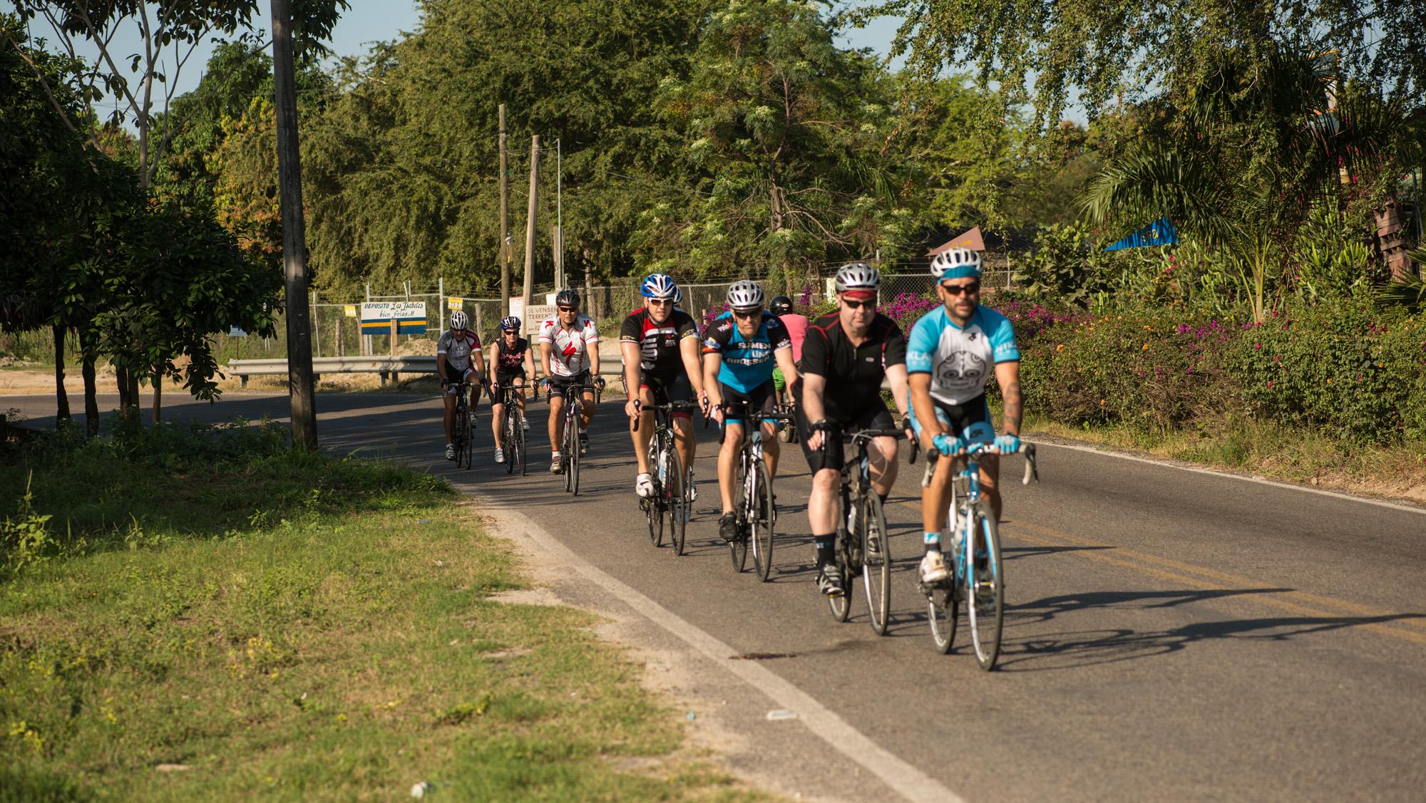 Bici Bucerias Bike Tour - Bucerias to Fortuna