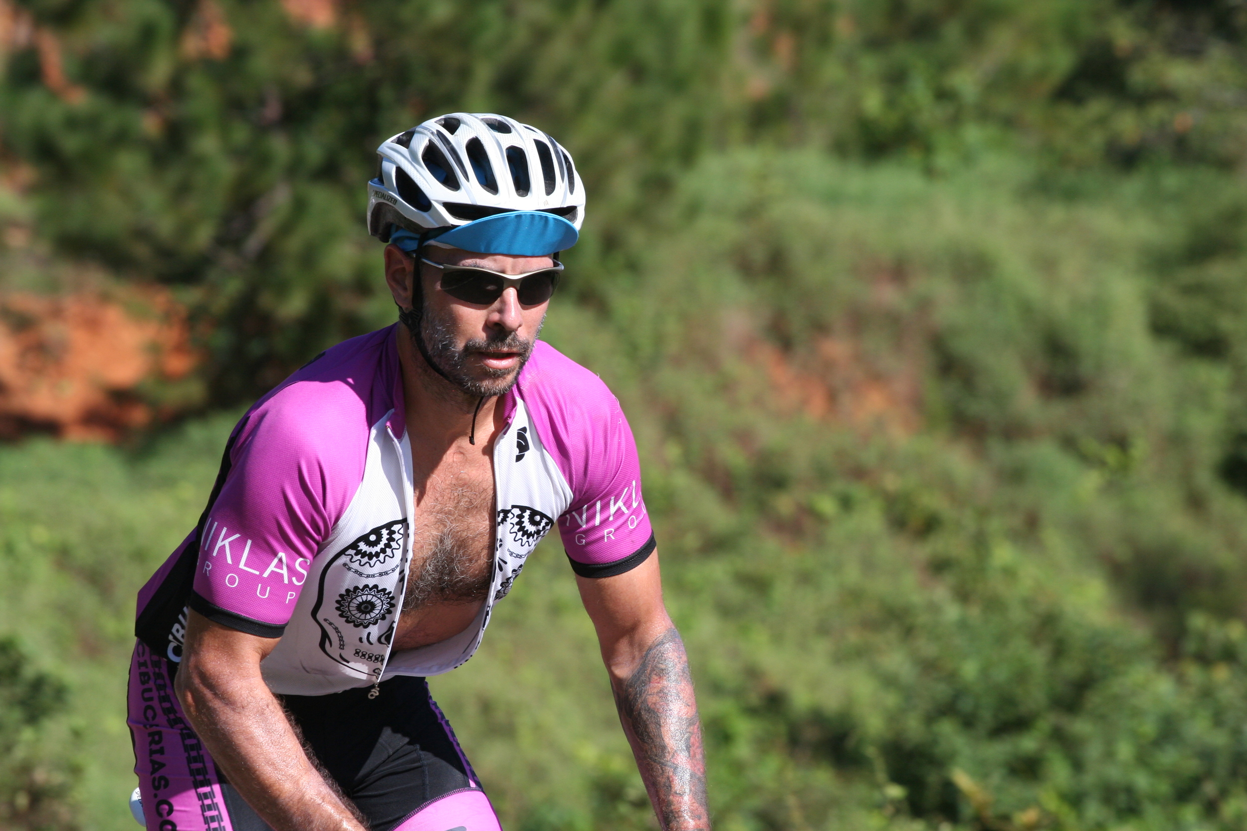 joel goralski - guía lider & fundador de bici bucerias