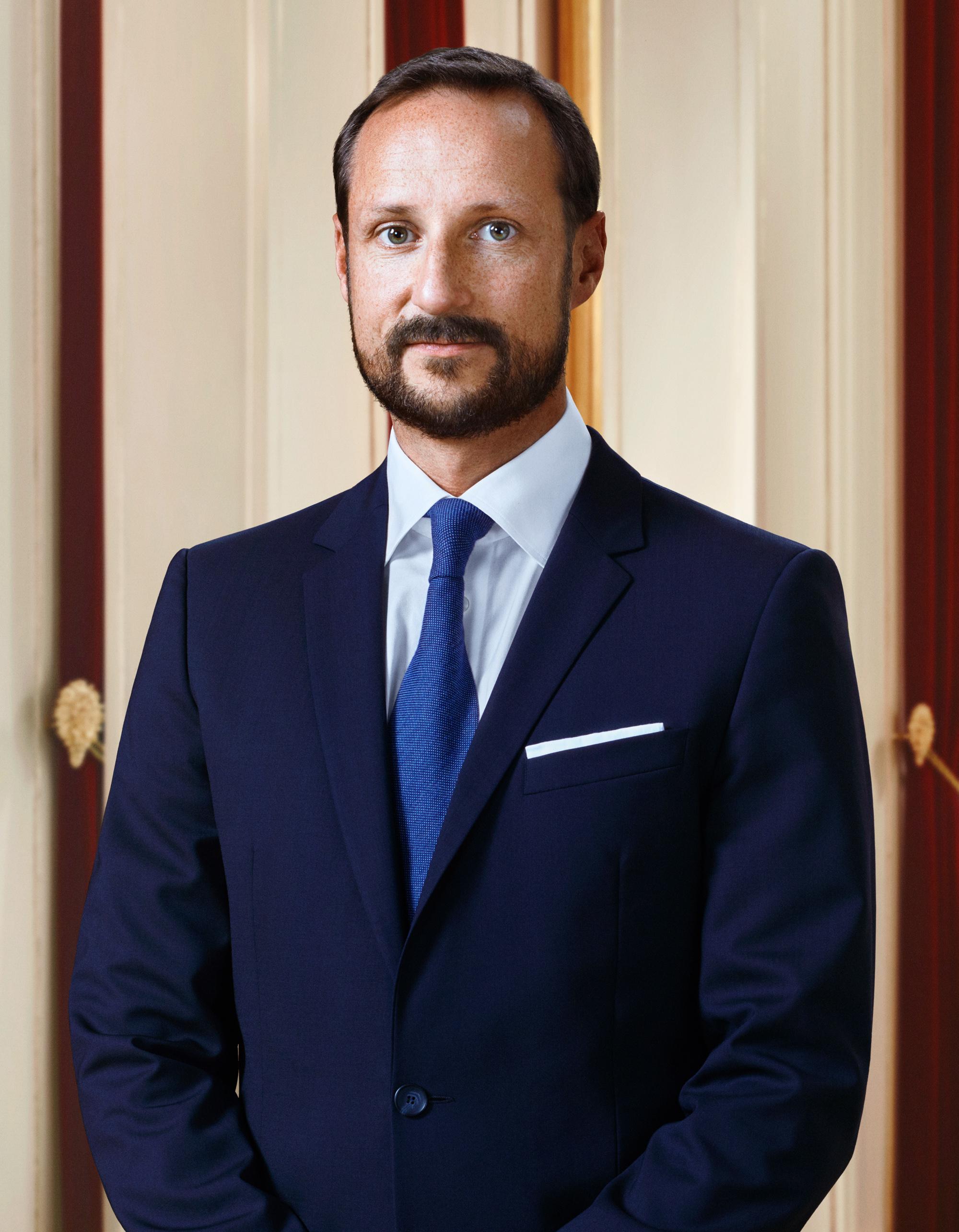 His Royal Highness Crown Prince Haakon