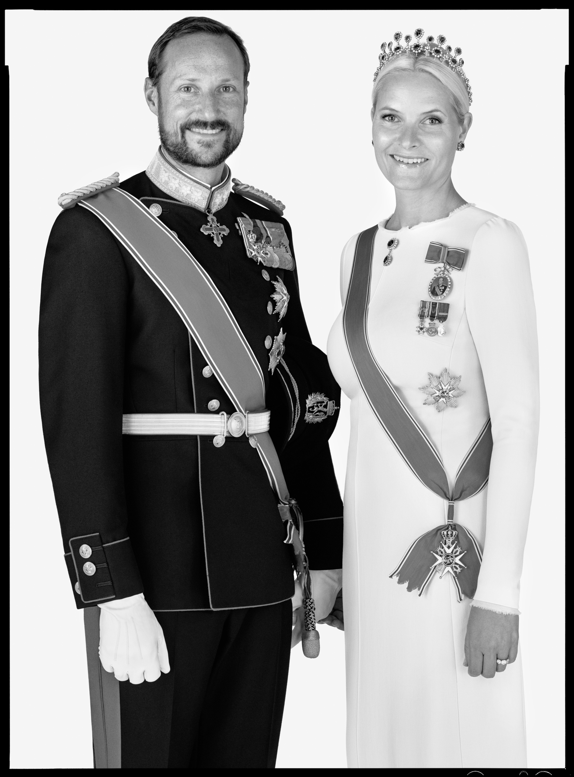 Their Royal Highnesses The Crown Prince and Crown Princess