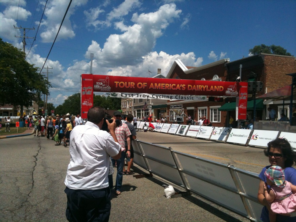 Tour of Dairy Land Bike Race