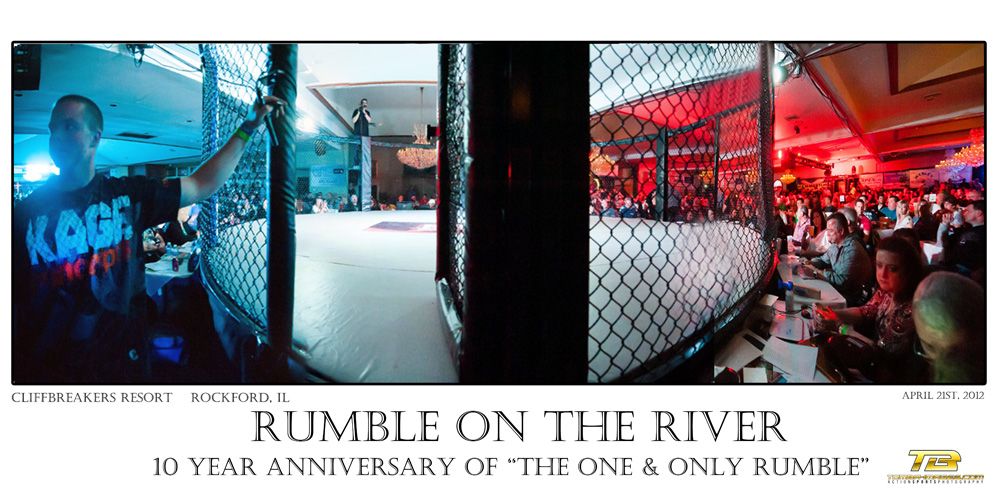 Rumble on the River... Pre-lims Plus