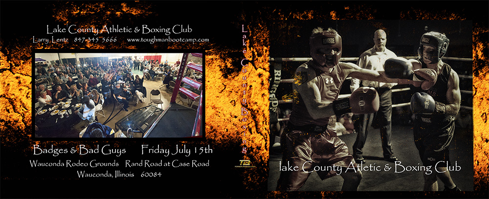 Click on the above image to view in a lighbox full screen viewing ....The below images will be the type of live Ammy boxing that you will see on this Friday July 15th...