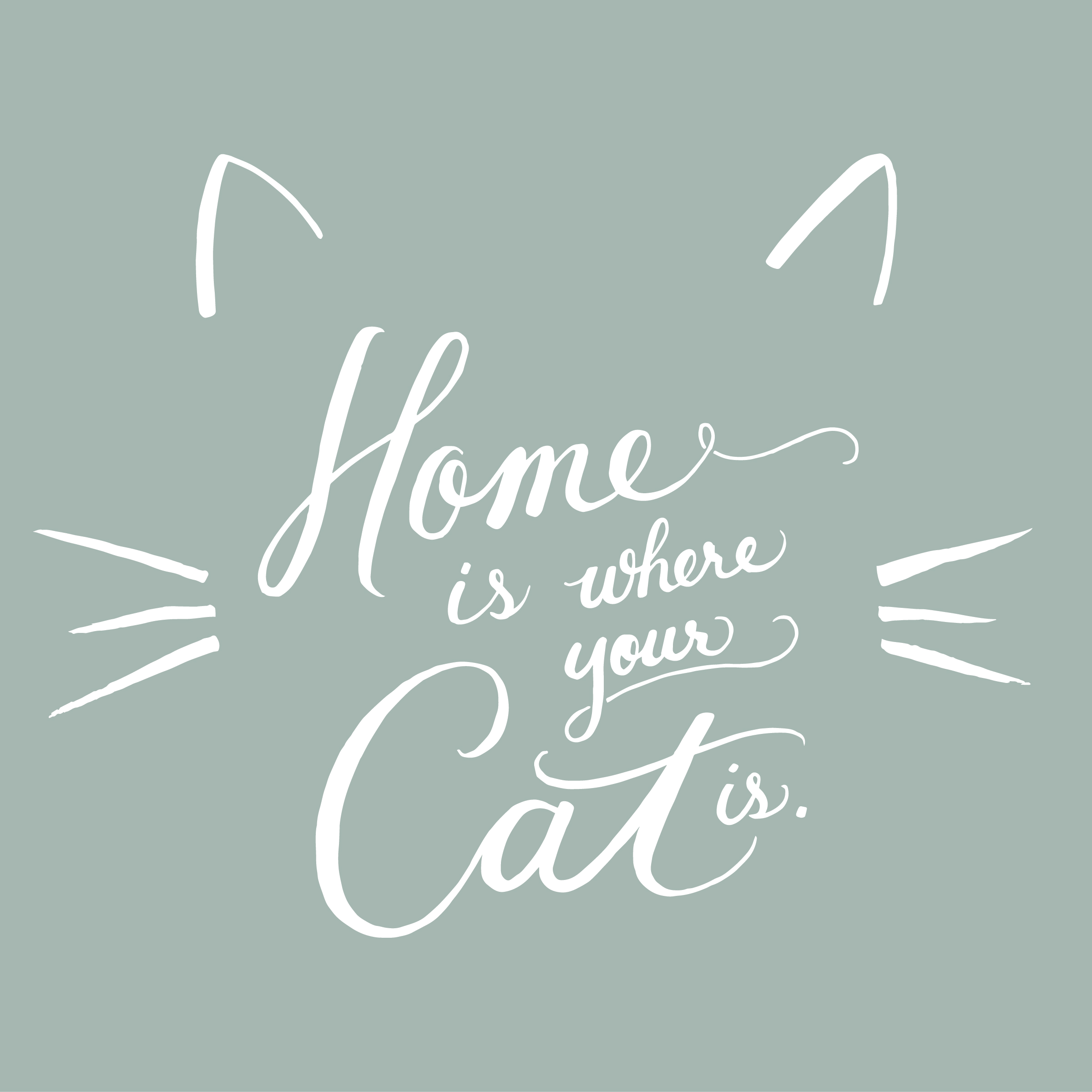 Home Is Where Your Cat Is - andreacrofts.com.jpg