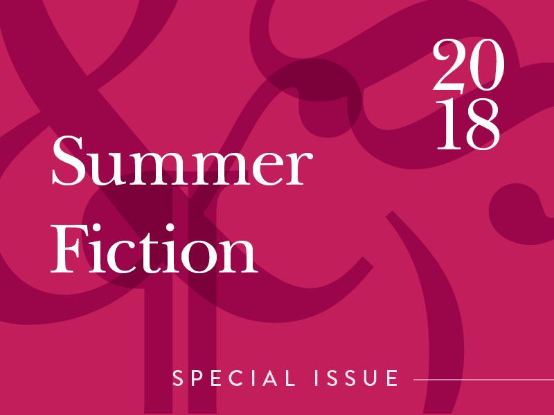 Summer Fiction Contest 2018 -