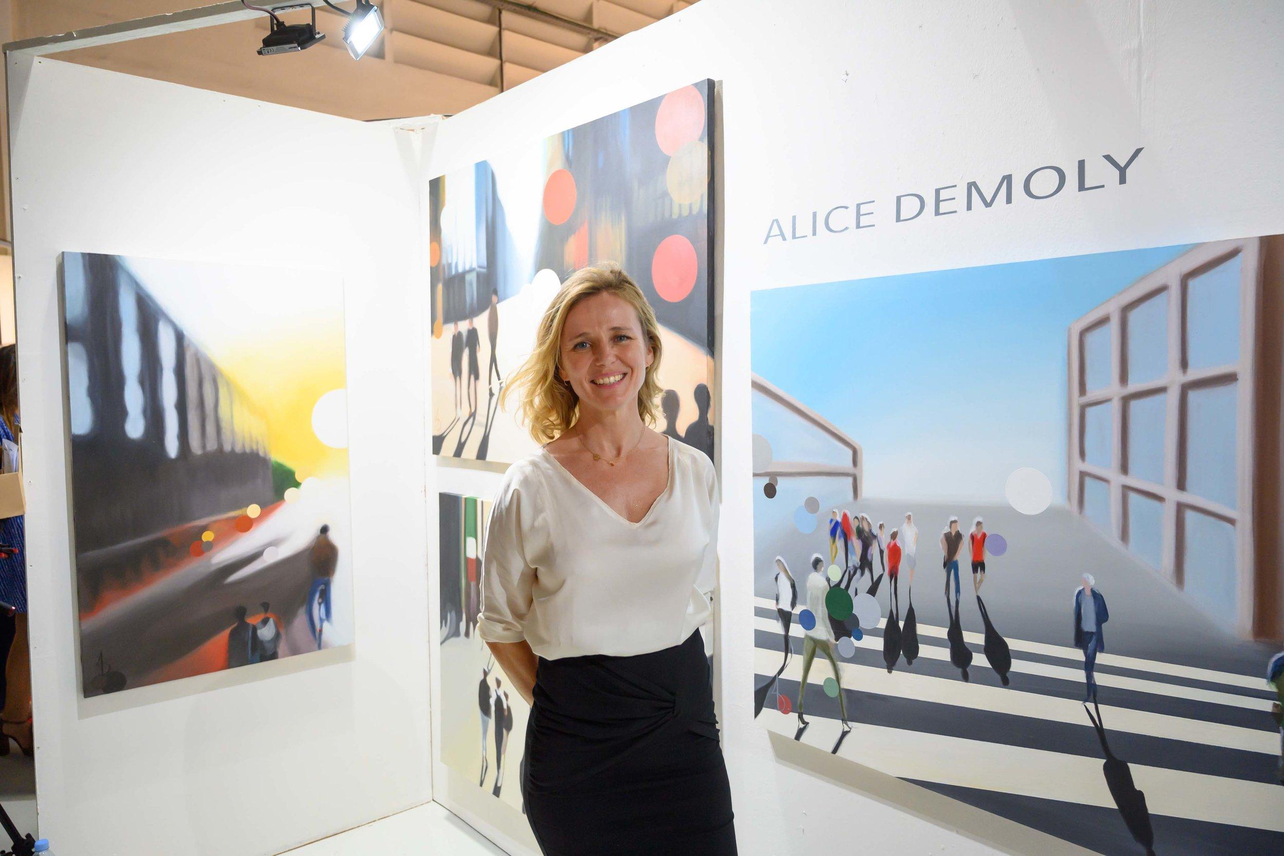 Alice Demoly - E8