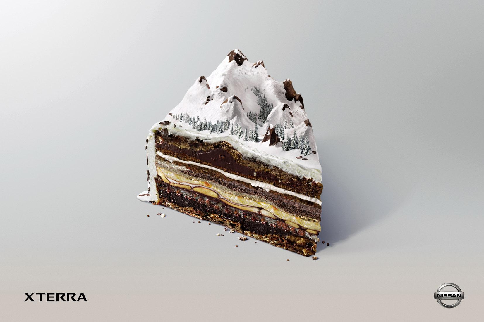 Nissan Xterra -  Piece of Cake